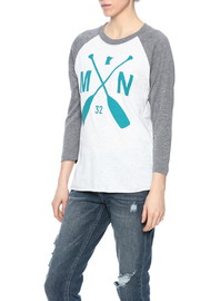 Sota Clothing Co. The Livvy Raglan - Product Mini Image