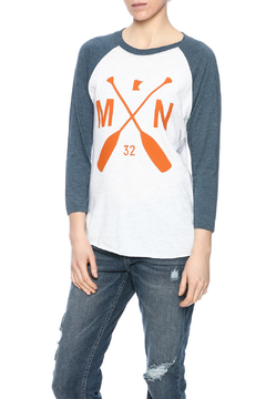 Sota Clothing Co. The Livvy Raglan - Product List Image