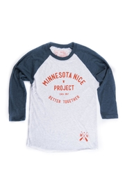 Sota Clothing Co. Minnesota Nice Raglan - Product Mini Image