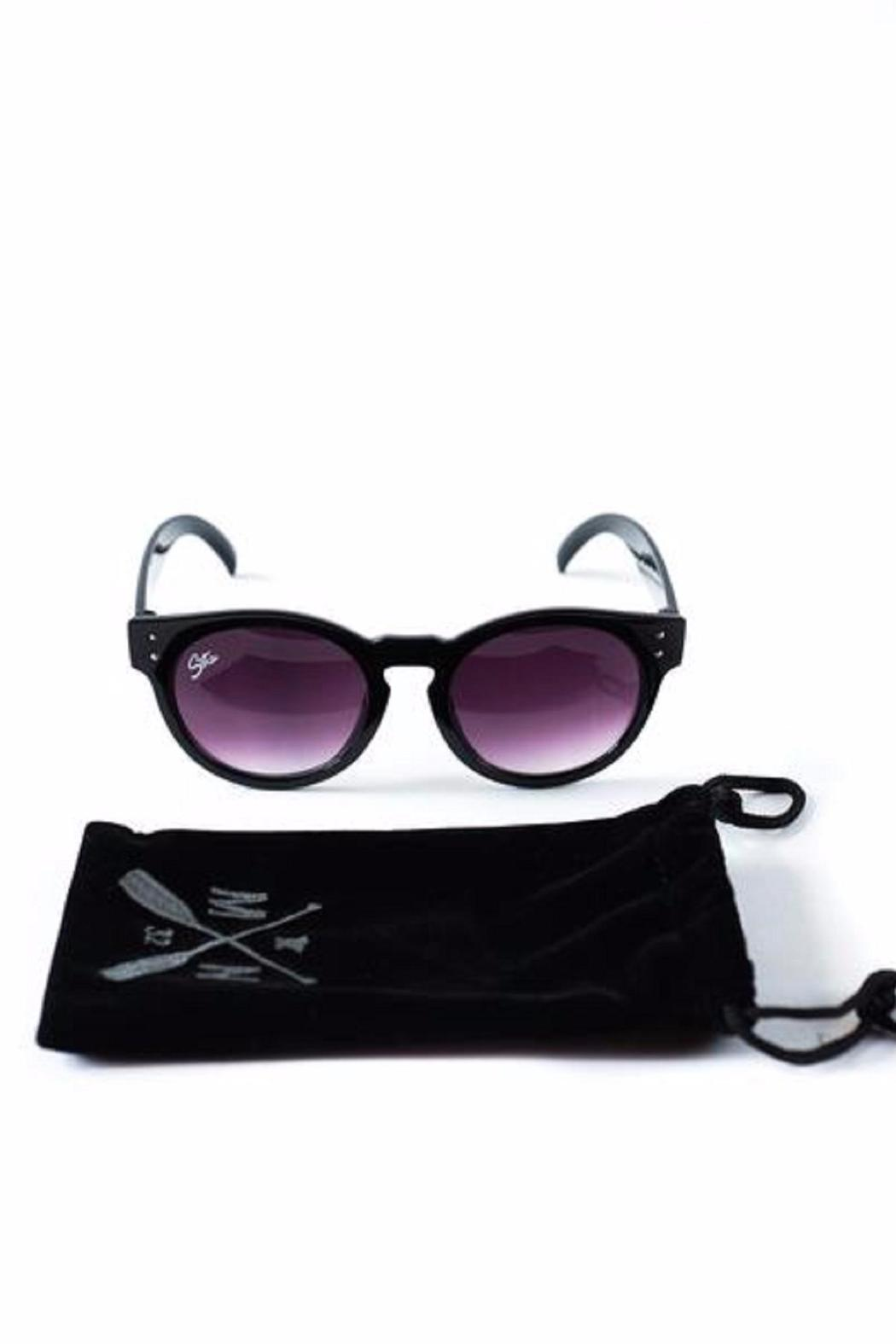 Sota Clothing Co. The Chloe Sunnies - Side Cropped Image