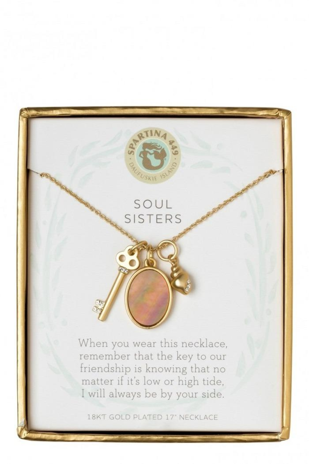 Spartina 449 Soul Sisters Necklace - Main Image