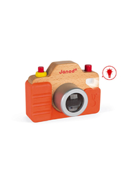 Janod Sound Camera - Front cropped