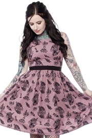 Sourpuss Die In Grace-Dress - Product Mini Image