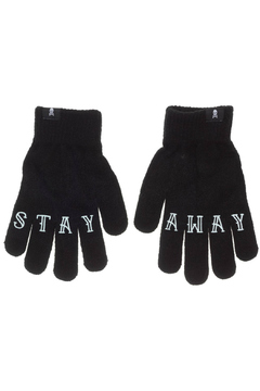 Shoptiques Product: Stay Away Gloves