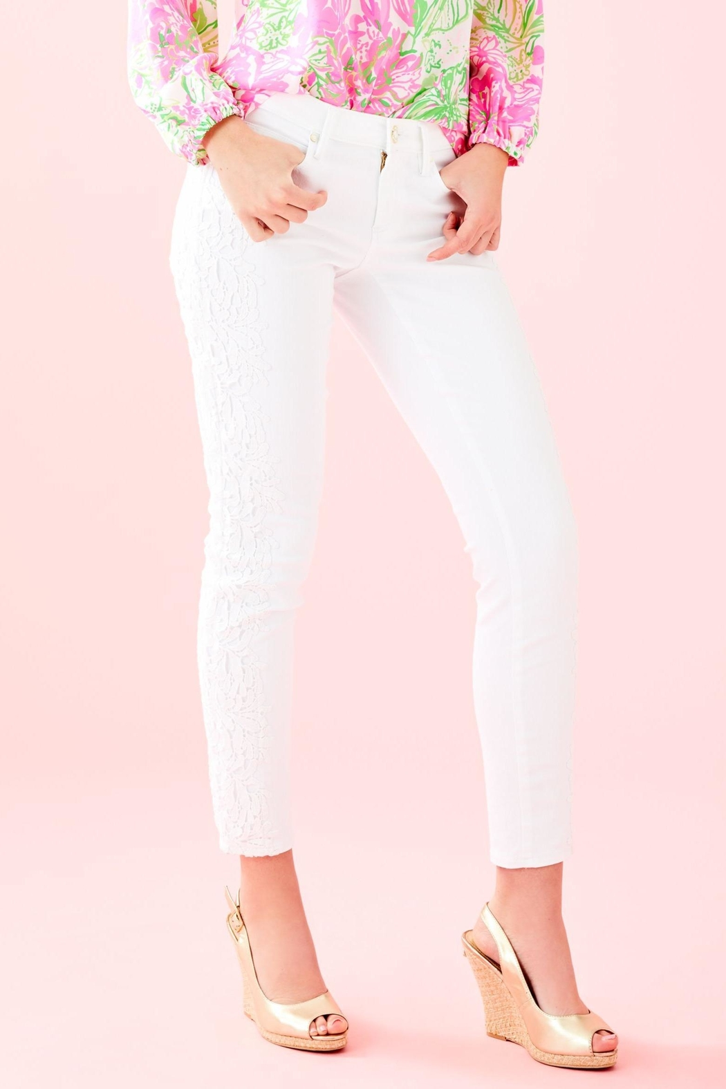 Lilly Pulitzer South Ocean Pant - Main Image