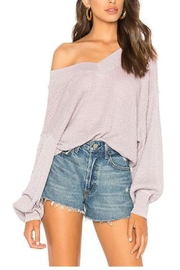 Free People South Side Thermal - Front cropped
