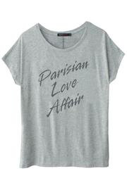 South Parade Loose Roundneck Tee - Front cropped