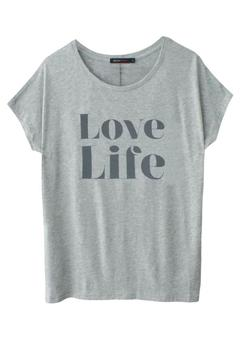 Shoptiques Product: Loose Roundneck Tee