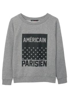 South Parade Raglan Sweatshirt Americain - Alternate List Image