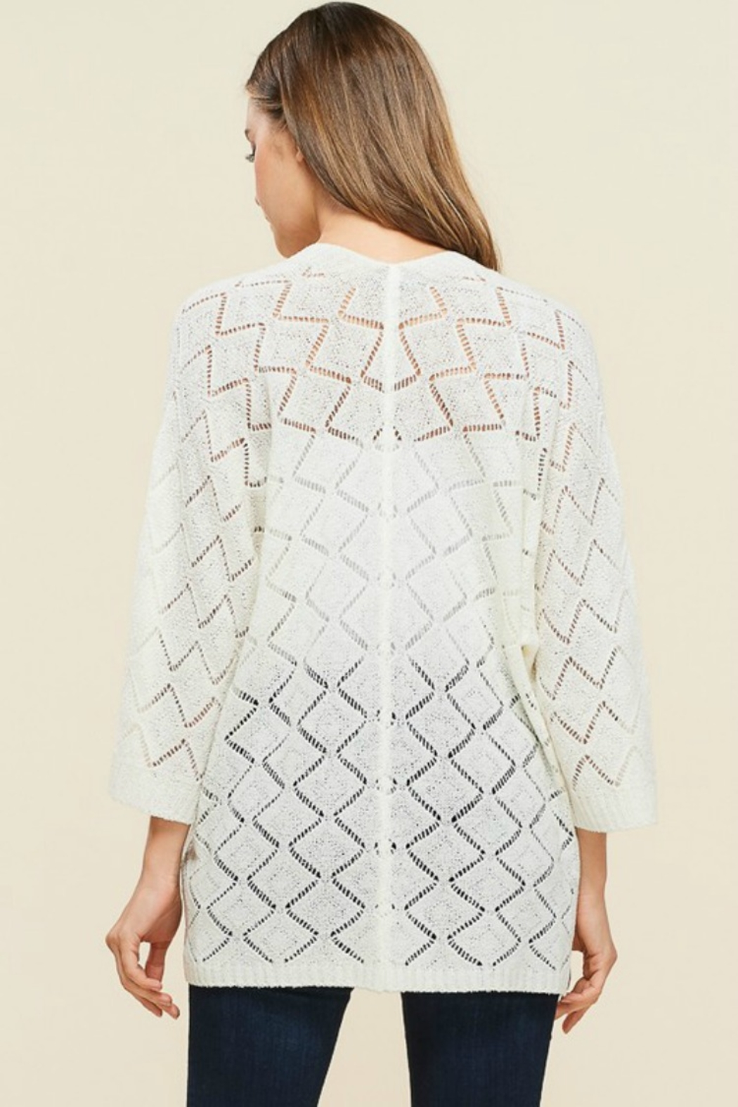 Staccato Southern Bell Blouse - Side Cropped Image