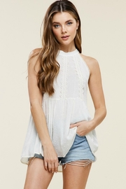 Staccato Southern Bell Blouse - Product Mini Image