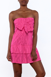 Southern Frock Pink Positano Dress - Product Mini Image