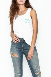 Southern Marsh  Authentic Tank - Front cropped