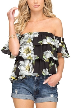 Shoptiques Product: Southern Summer crop top