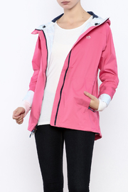 Southern Tide Pink Rain Slicker - Product Mini Image