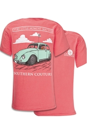 Southern Couture Southern Every-Little-Moment-Matters Tee - Product Mini Image