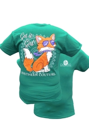 Southern Couture Southern Get-It-Girl Tee - Product Mini Image