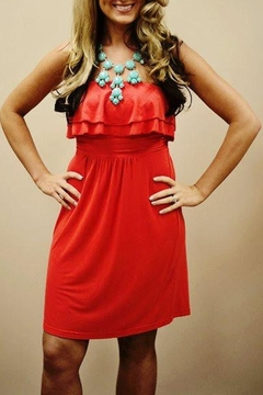 Southern Frock Tortuga Doubleruffle Dress - Product List Image