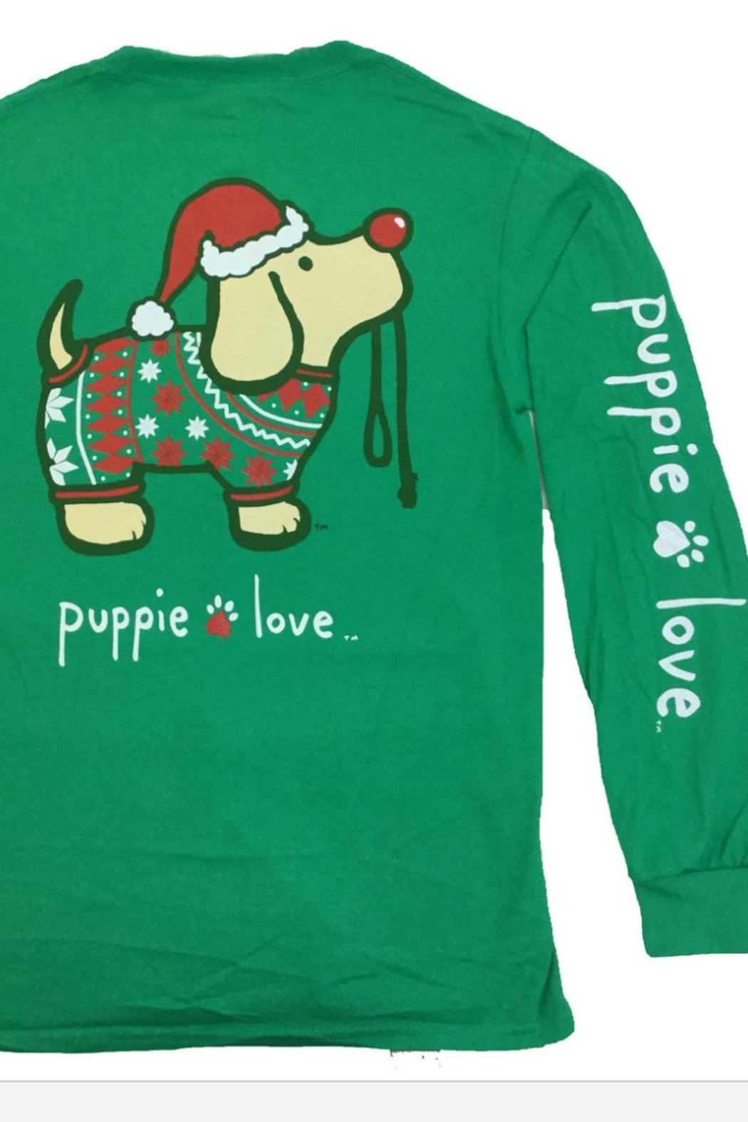 Southern Living Christmas Puppylove Tees From North Carolina By