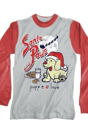 Southern Living Christmas Puppylove Tees - Front cropped