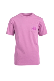 Southern Shirt Girls Fresh-To-Depth Tee - Front full body