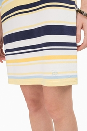 Southern Tide Camille Performance Dress - Back cropped