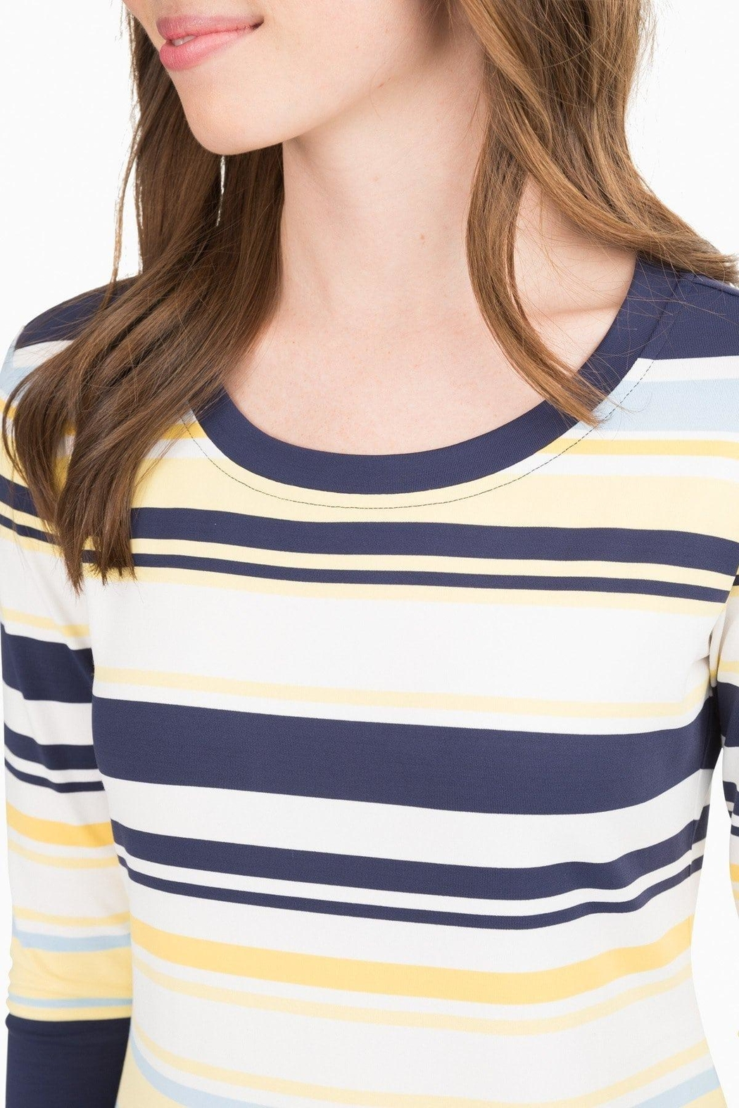 Southern Tide Camille Performance Dress - Side Cropped Image