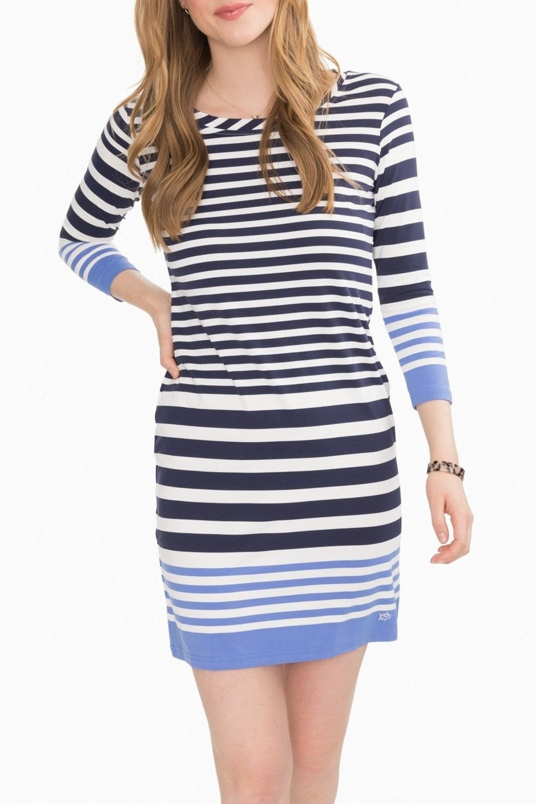 Southern Tide Camille Performance Dress - Main Image