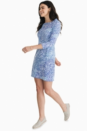 Southern Tide Coastline Performance Dress - Front full body