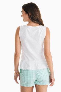 Southern Tide Elena Sleeveless Top - Alternate List Image