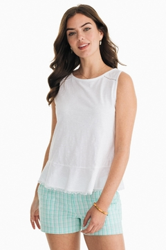 Southern Tide Elena Sleeveless Top - Product List Image