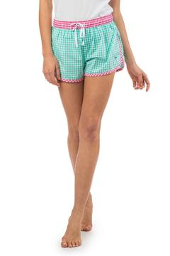 Southern Tide Gingham Lounge Short - Product List Image