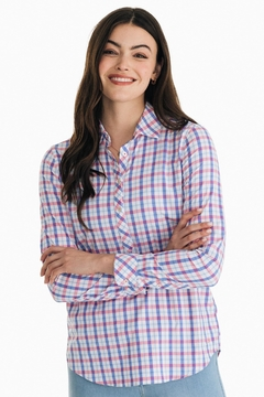 Southern Tide Hadley Intercoastal Popover-Shirt - Product List Image