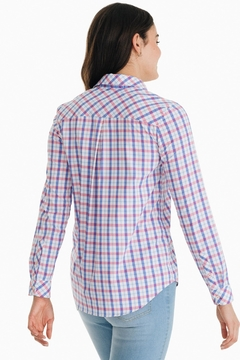 Southern Tide Hadley Intercoastal Popover-Shirt - Alternate List Image