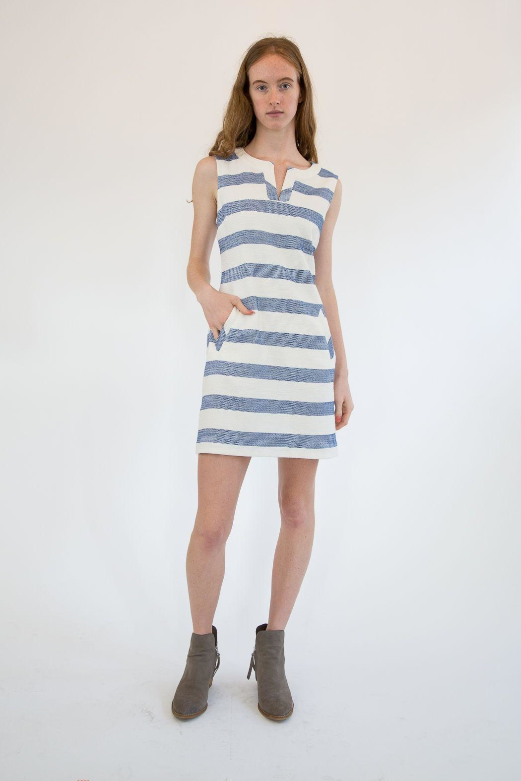 Southern Tide Hallie Dress - Front Full Image