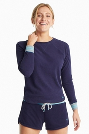 Southern Tide Hayden Crew Pullover - Front cropped