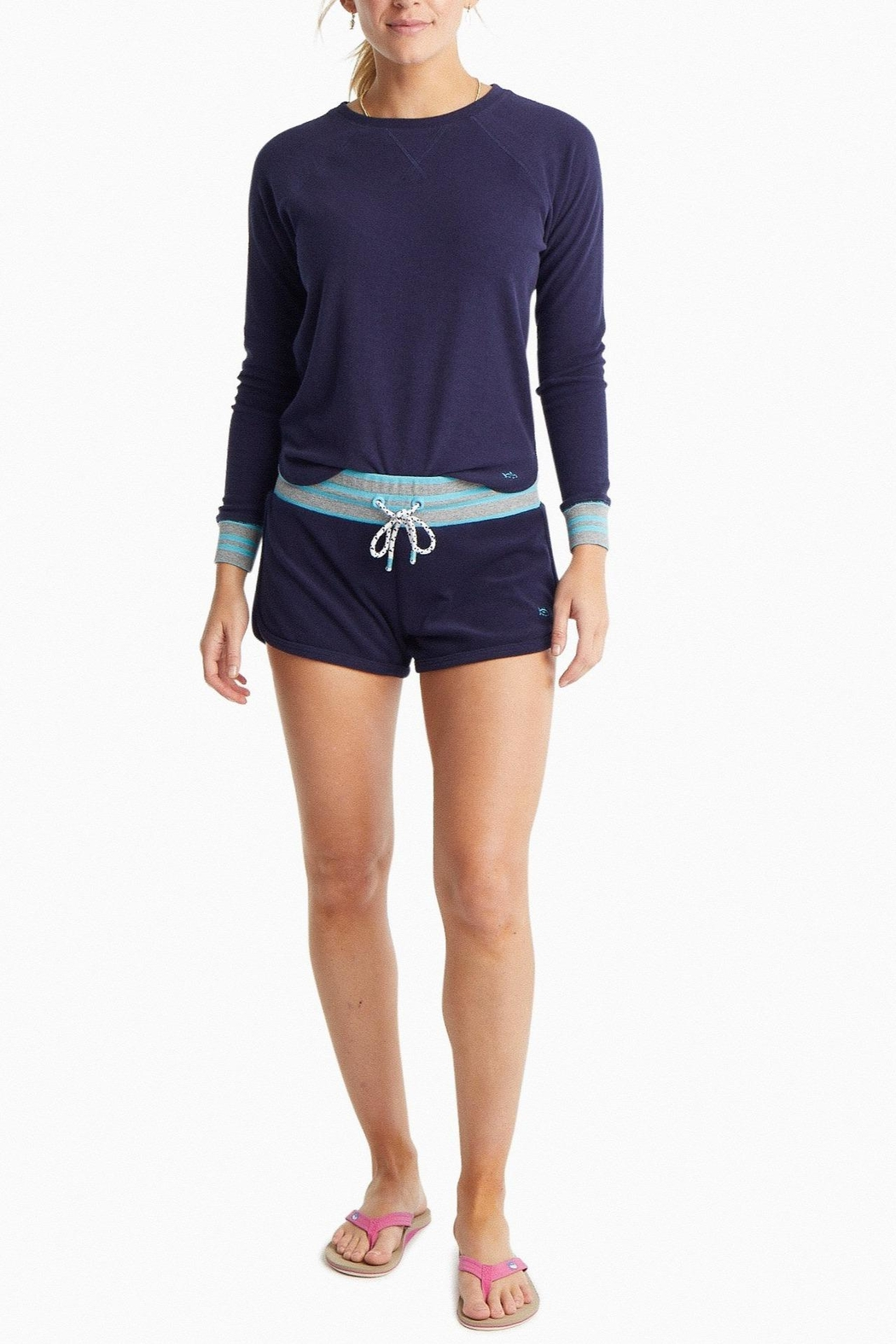 Southern Tide Hayden Crew Pullover - Main Image