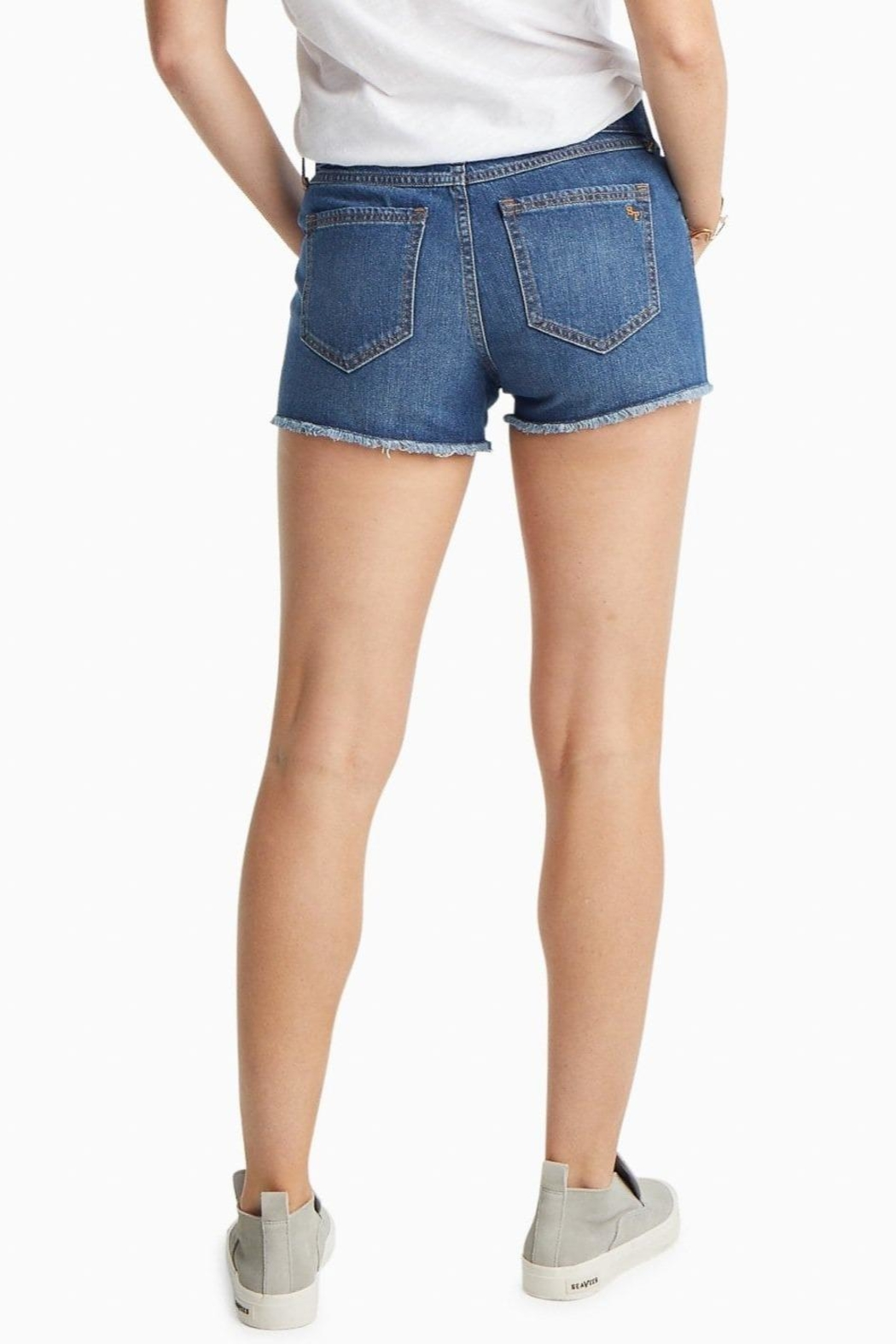 Southern Tide Hayes Jean Short - Front Full Image