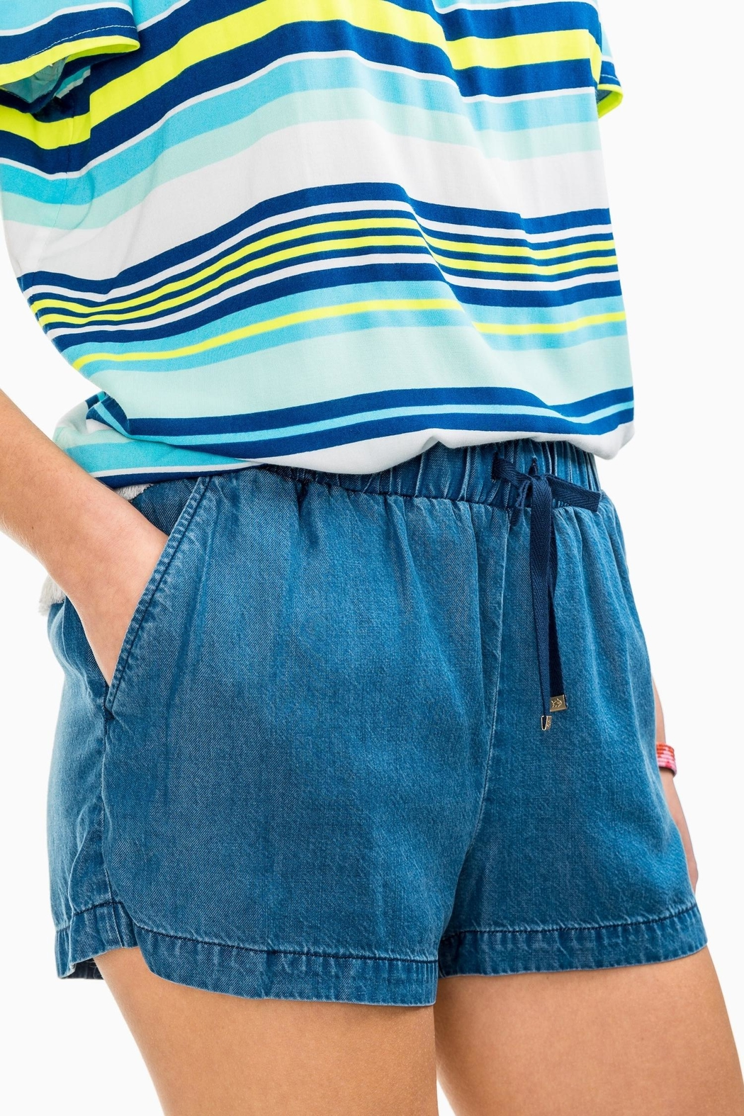 Southern Tide Heidi Tencel Short - Front Full Image