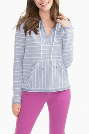 Southern Tide Paiton Striped Hoodie - Product Mini Image