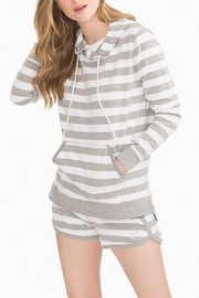 Southern Tide Soleil Striped Hoodie - Product Mini Image