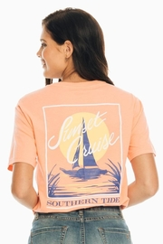 Southern Tide Sunset Cruise T-Shirt - Product Mini Image
