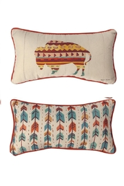 MWW Southwest Animal Pillows - Front cropped