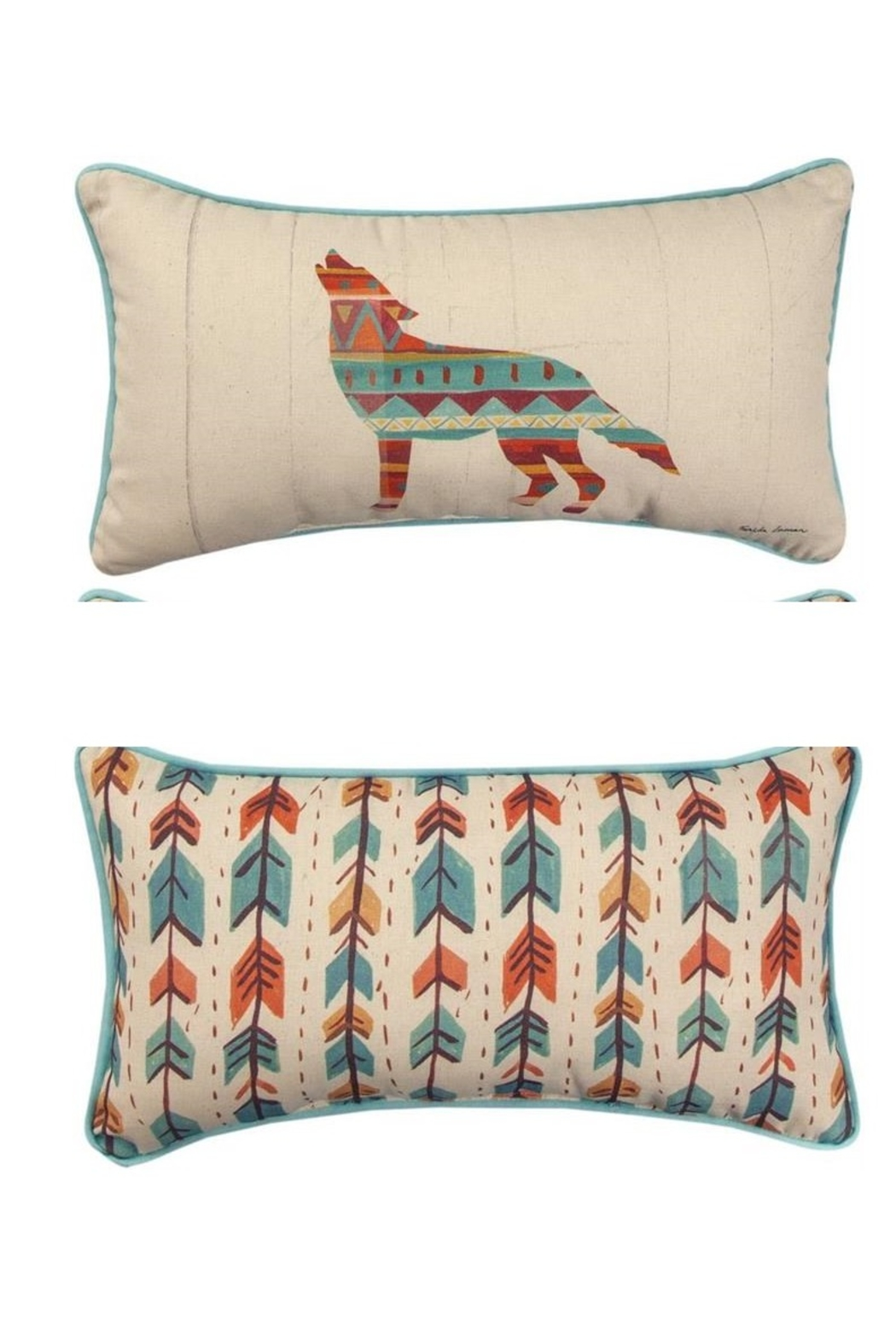 MWW Southwest Animal Pillows - Front Cropped Image