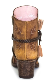 Miss Macie Boots Southwest Cut-Out Bootie - Product Mini Image