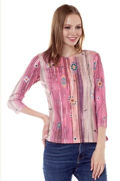 Katina Marie Southwest Summer Top - Product List Image