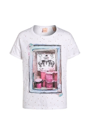 Scotch R'Belle Souvenir Graphic Tee - Front cropped