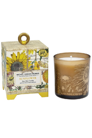 Michel Design Works Sunflower Soy Wax Candle-Small 6.5oz - Product Mini Image