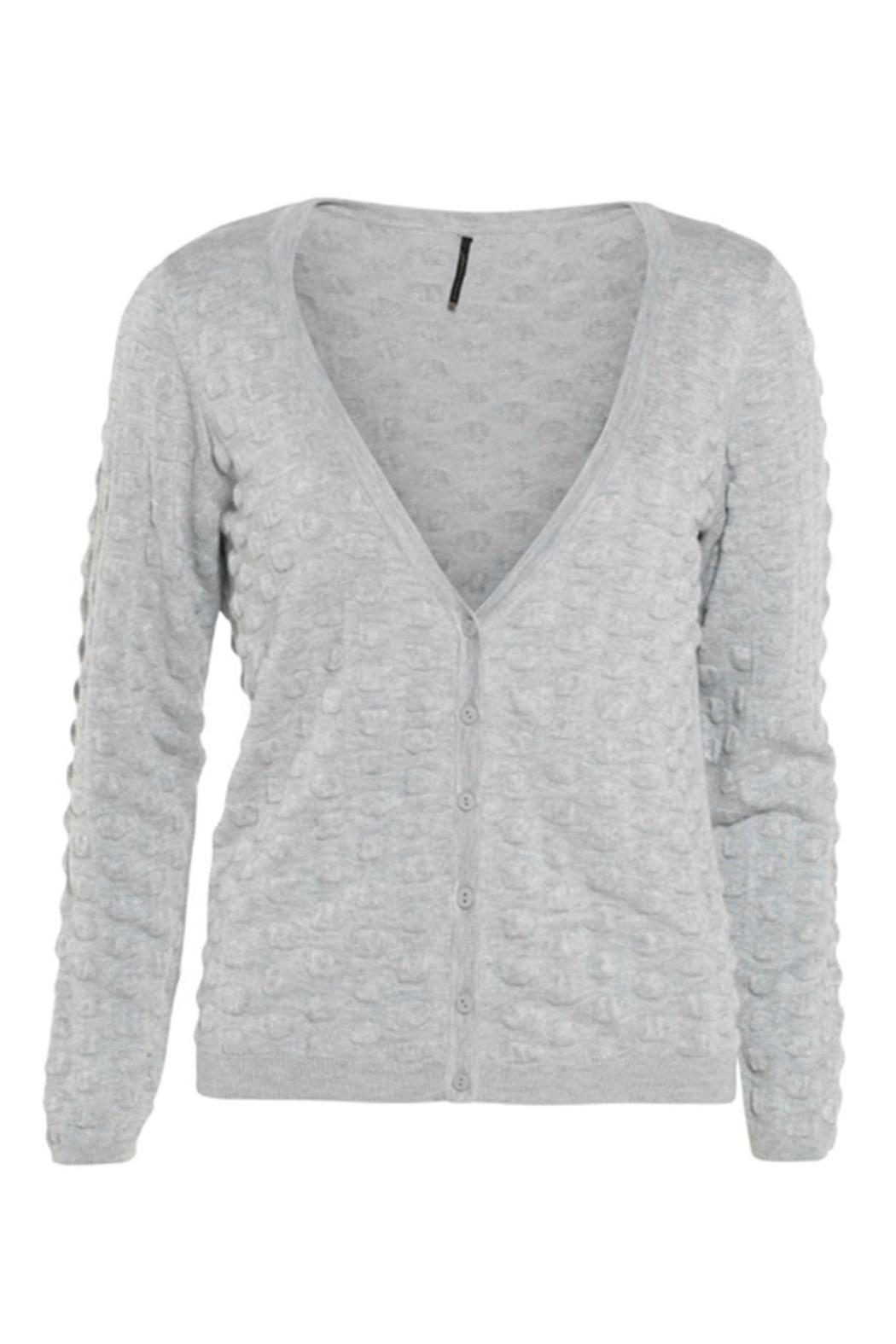 Soyaconcept Button-Up Sweater - Main Image