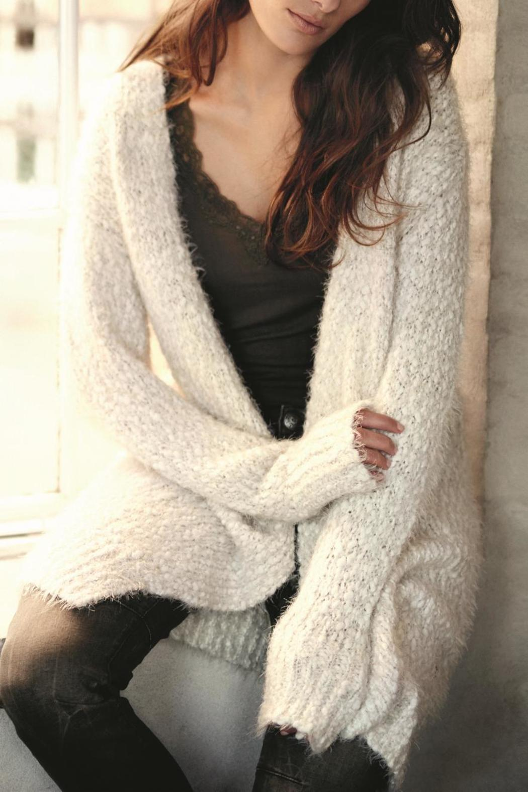 b3a590cbc10b42 Soyaconcept Cozy Knit Cardigan from Vancouver by Courtney Boutique ...